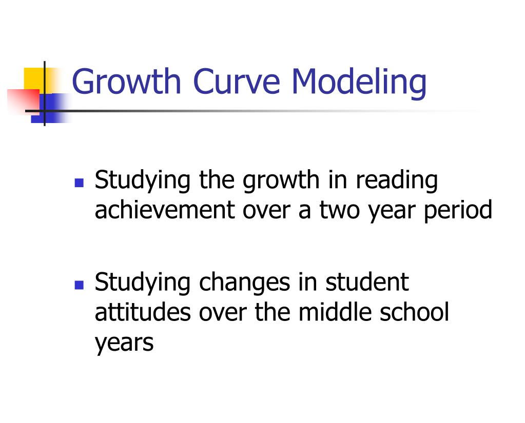 Growth Curve Modeling