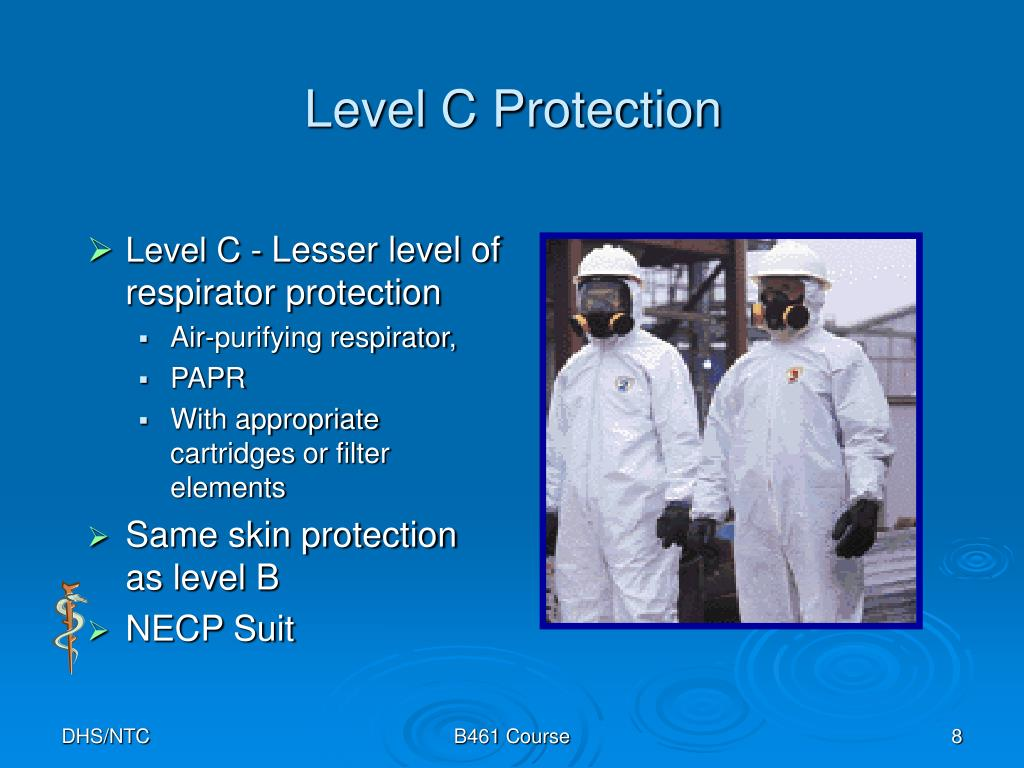 Level C Protection