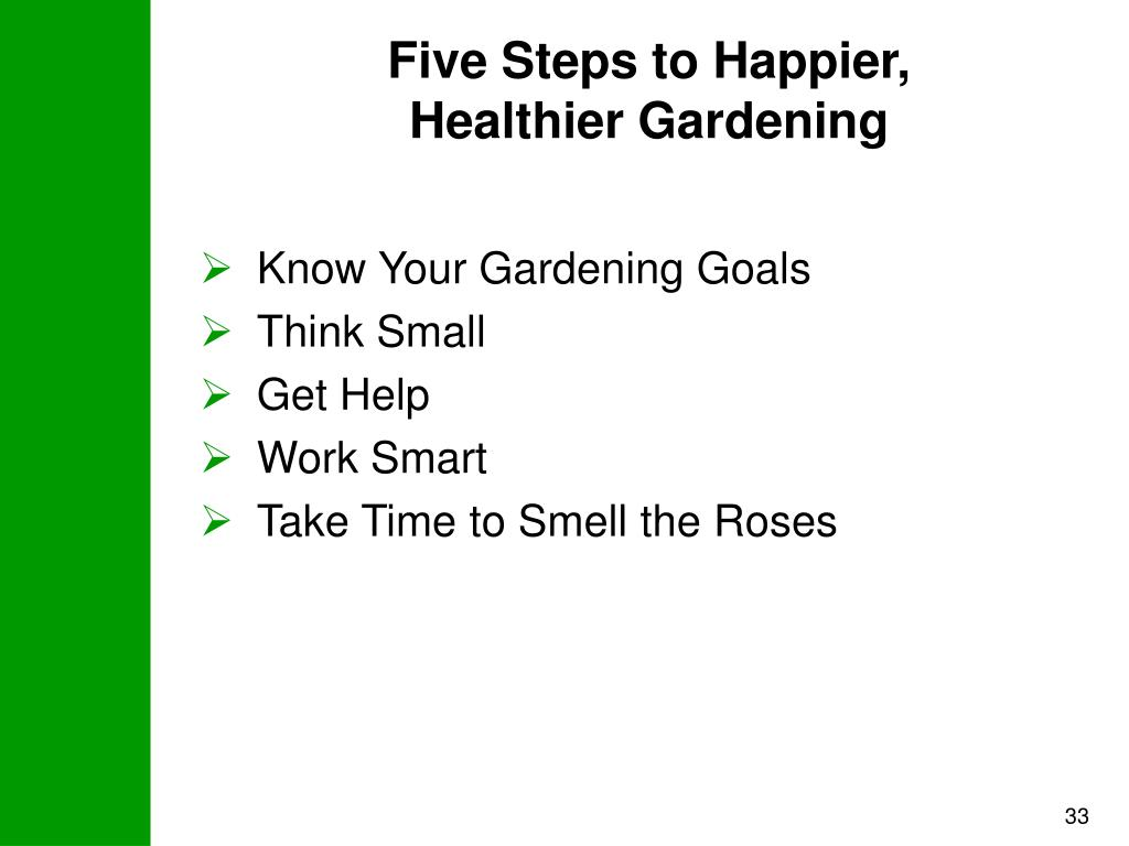 Five Steps to Happier,