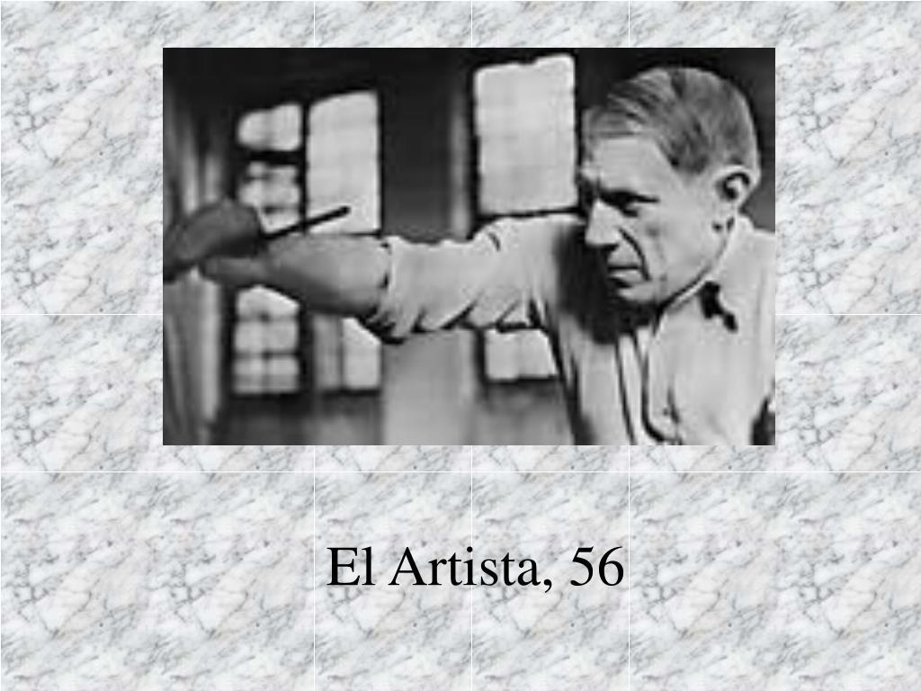 El Artista, 56