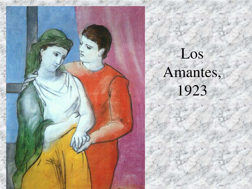 Los Amantes, 1923