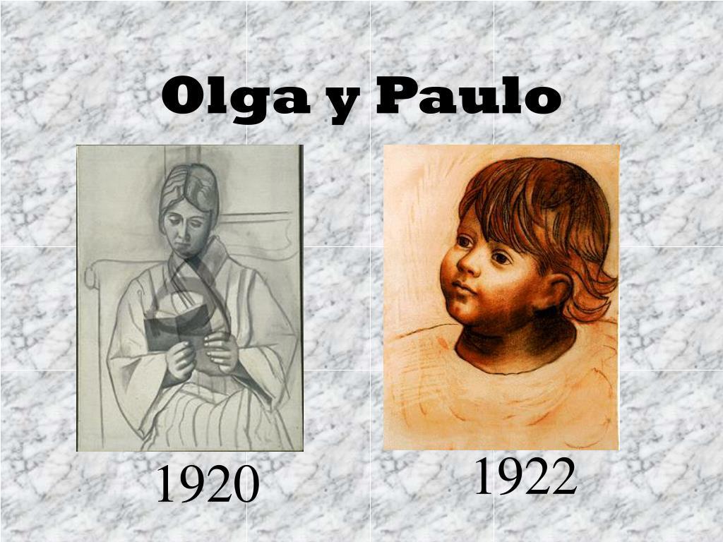 Olga y Paulo