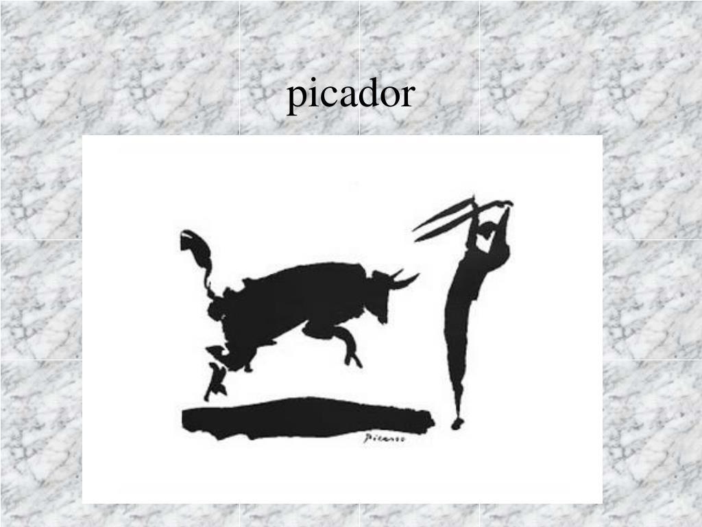 picador