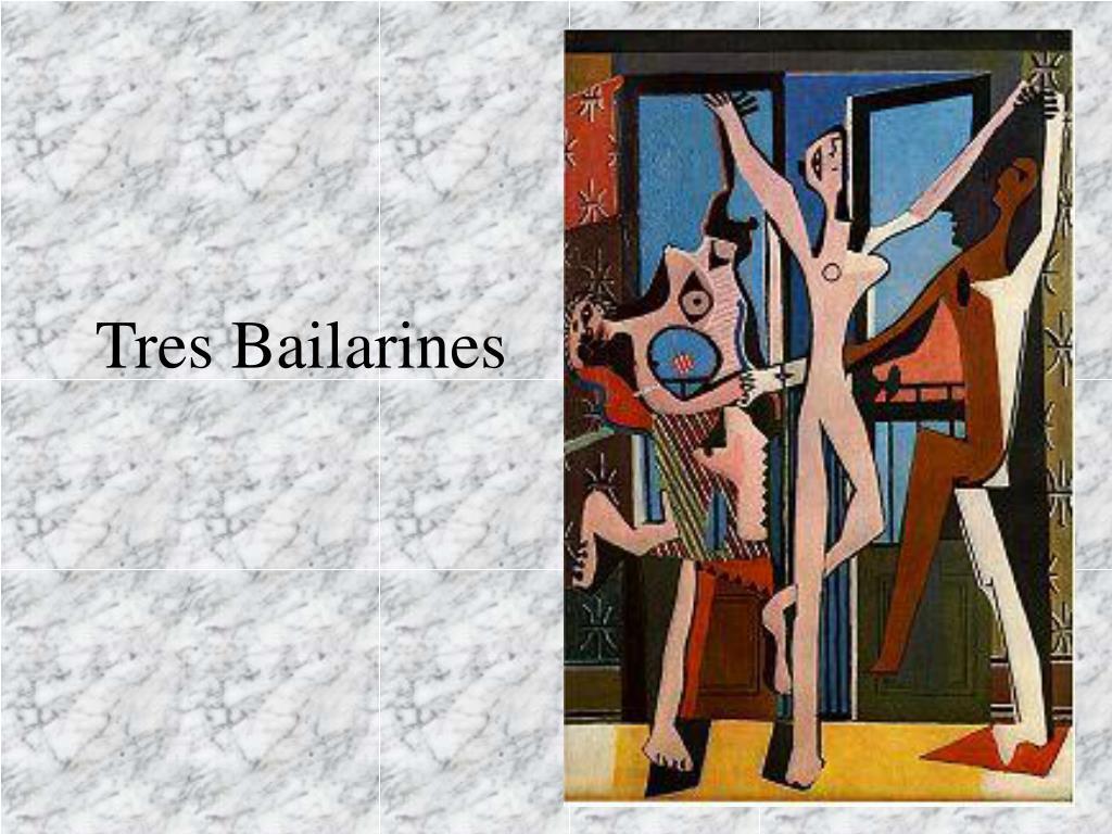 Tres Bailarines