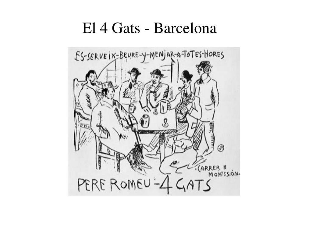 El 4 Gats - Barcelona