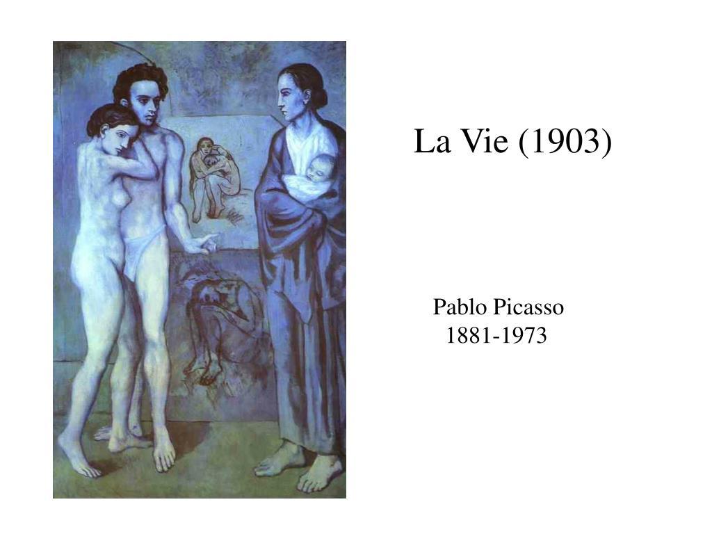 La Vie (1903)