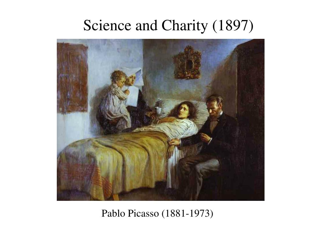 Science and Charity (1897)
