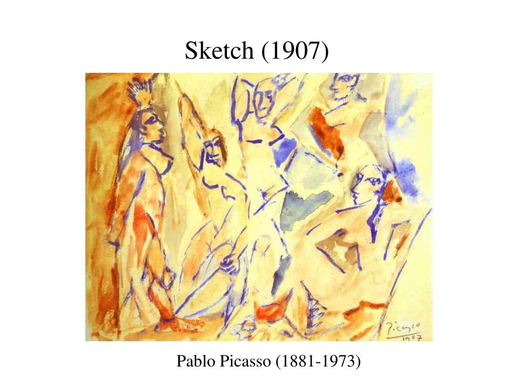 Sketch (1907)