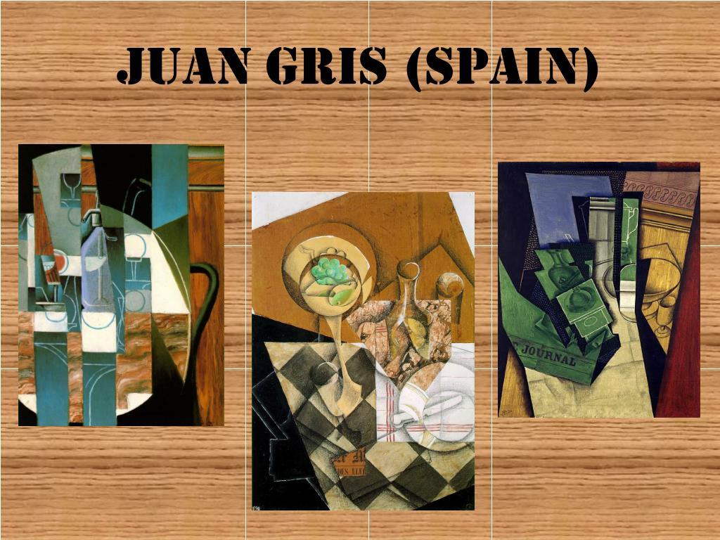 Juan Gris (spain)