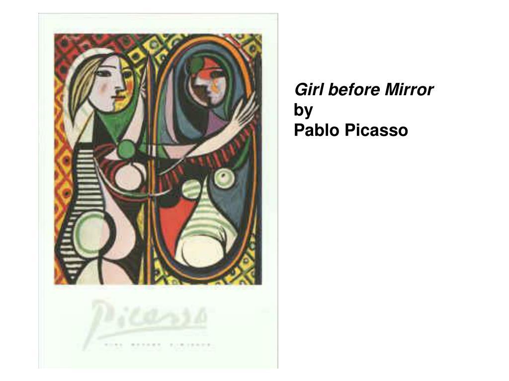 Girl before Mirror