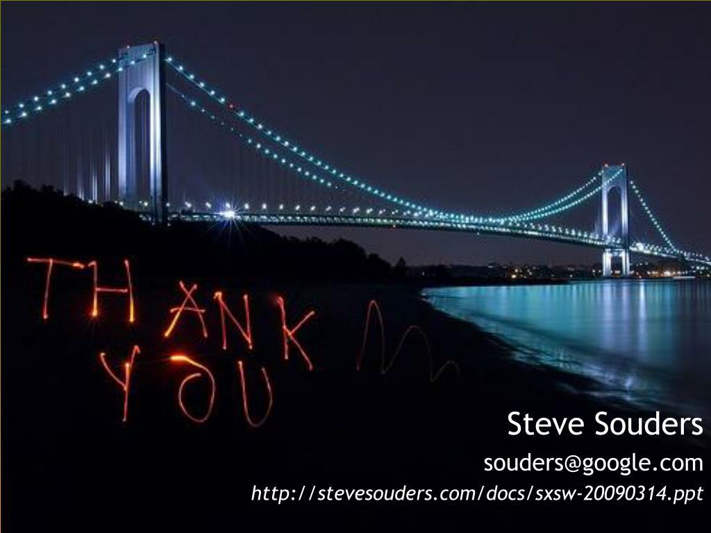 Steve Souders