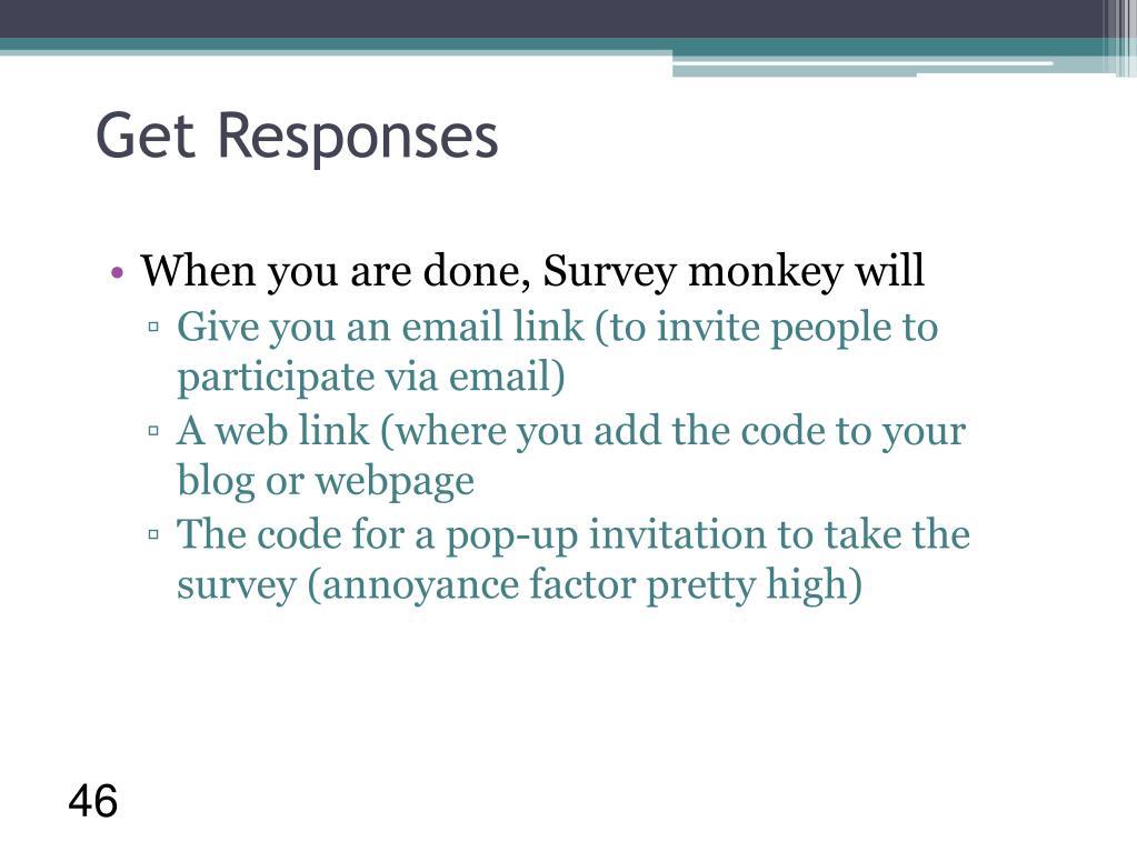 Get Responses