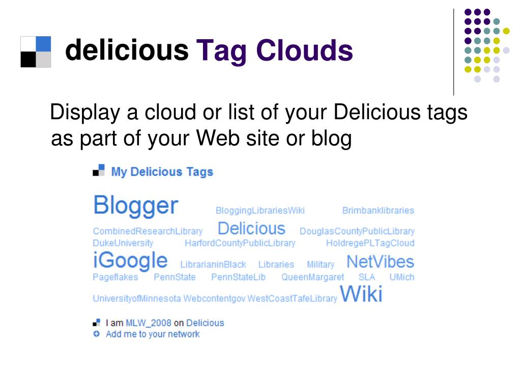 Tag Clouds