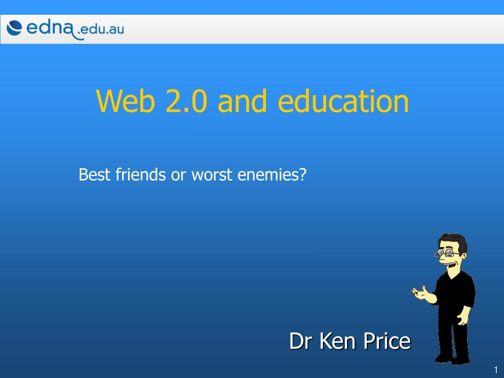 Web 2.0 and education