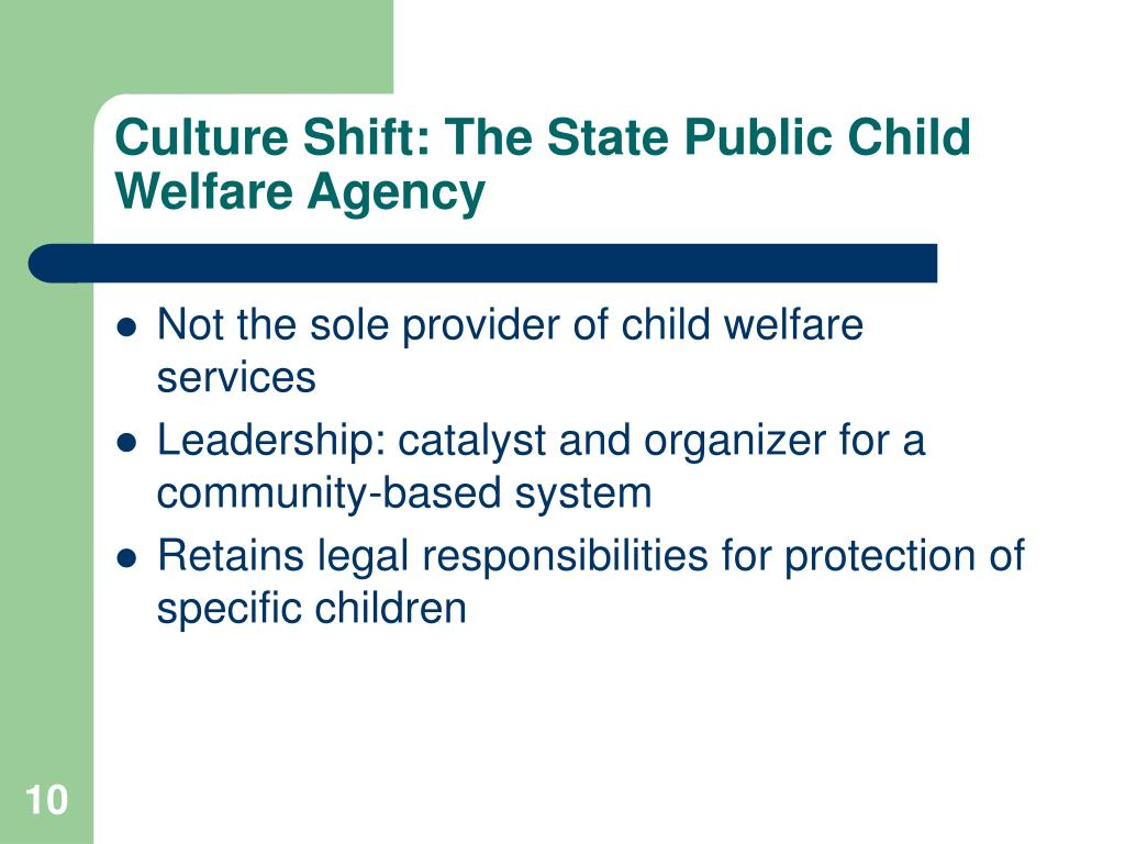 culturally competency in child welfare Understand the meaning of cultural competence and the importance of being aware of the diversity in one's child welfare practice community, with emphasis on those disparately.