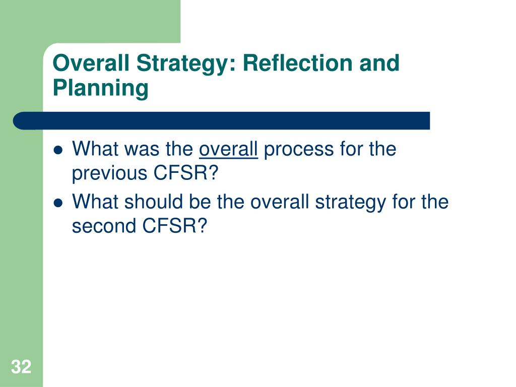 Reflection And Review Strategies PPT - Engaging Communi...