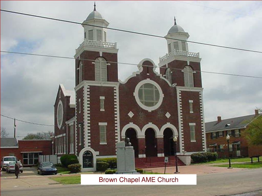 Brown Chapel AME Church