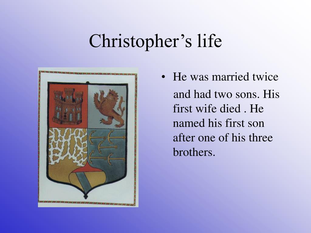 the life death and travels of christopher columbus Christopher columbus timeline by yourdictionary when you think of this famous individual, you probably immediately focus your mind on the european discovery of the americas however, reviewing a christopher columbus timeline will remind you that there was more to this man's life.