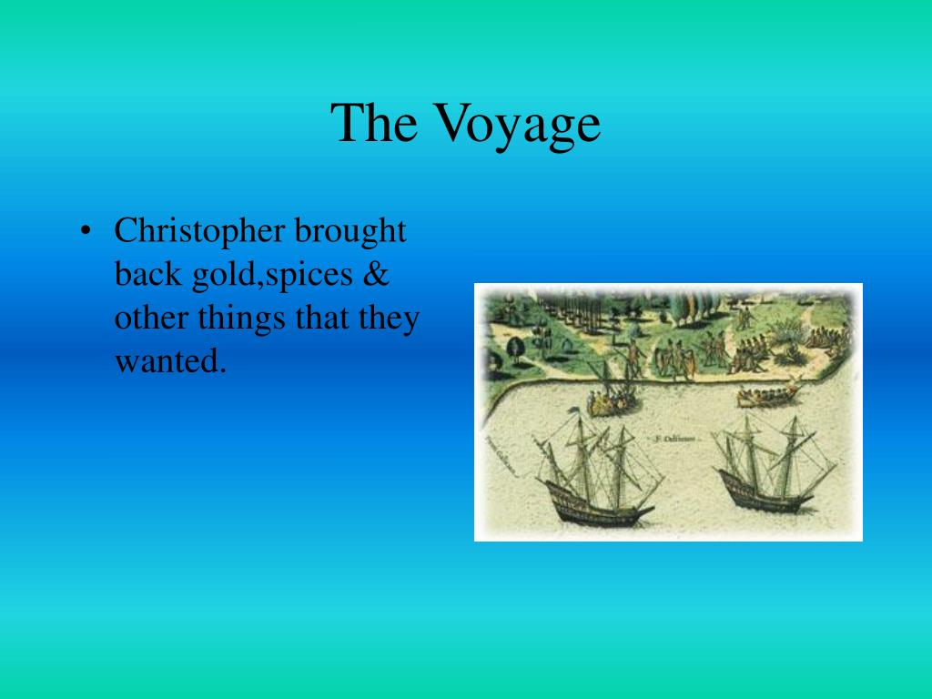 an overview of christopher columbus of spain and his expedition Lesson summary although christopher columbus was not the first european he set sail on his first voyage from spain in 1492 with christopher columbus.