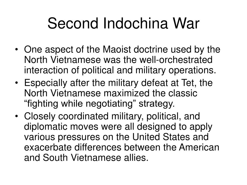 the second indochina conflict Now in a thoroughly revised edition, this influential book offers a concise history of the vietnam war as seen by all sides, not just from the american perspective.