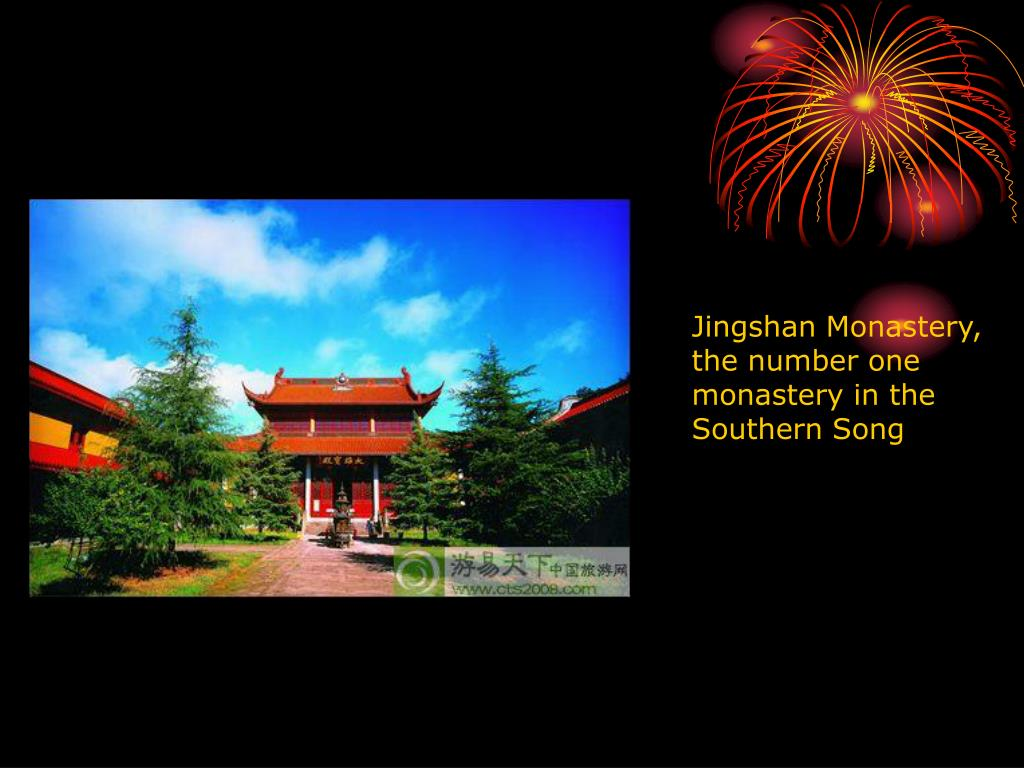 Jingshan Monastery, the number one monastery in the Southern Song