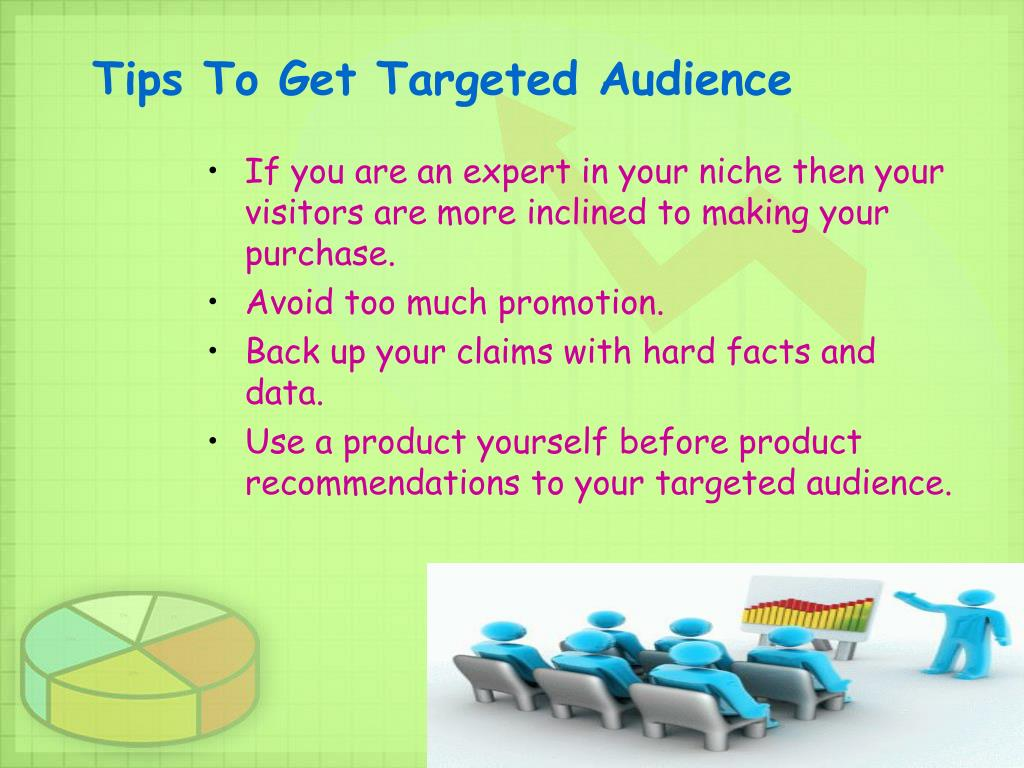 Tips To Get Targeted Audience