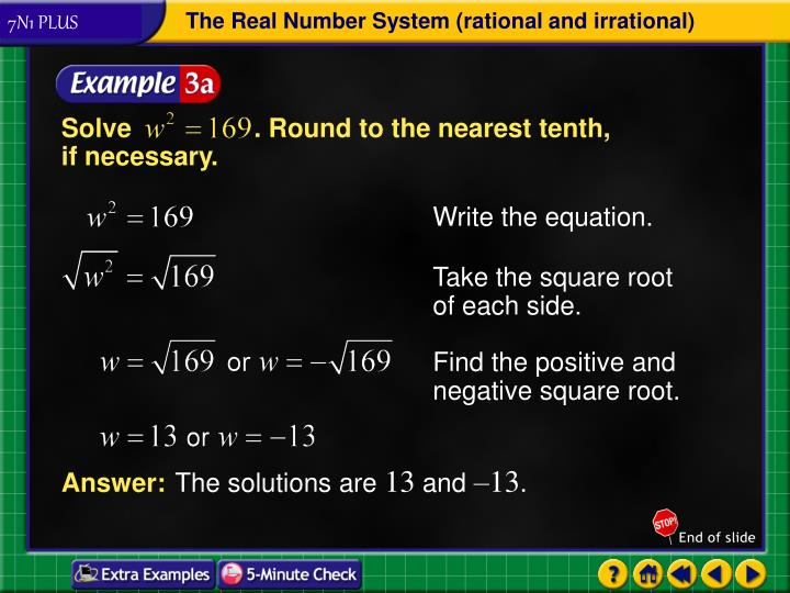 Solve . Round to the nearest tenth,
