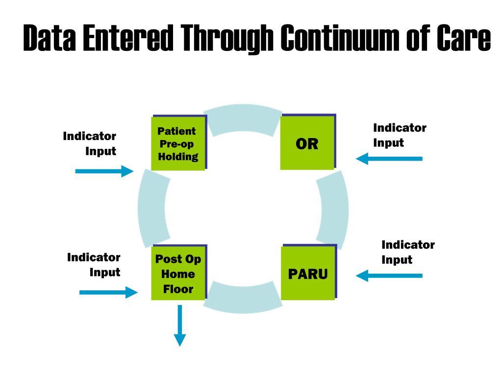Data Entered Through Continuum of Care