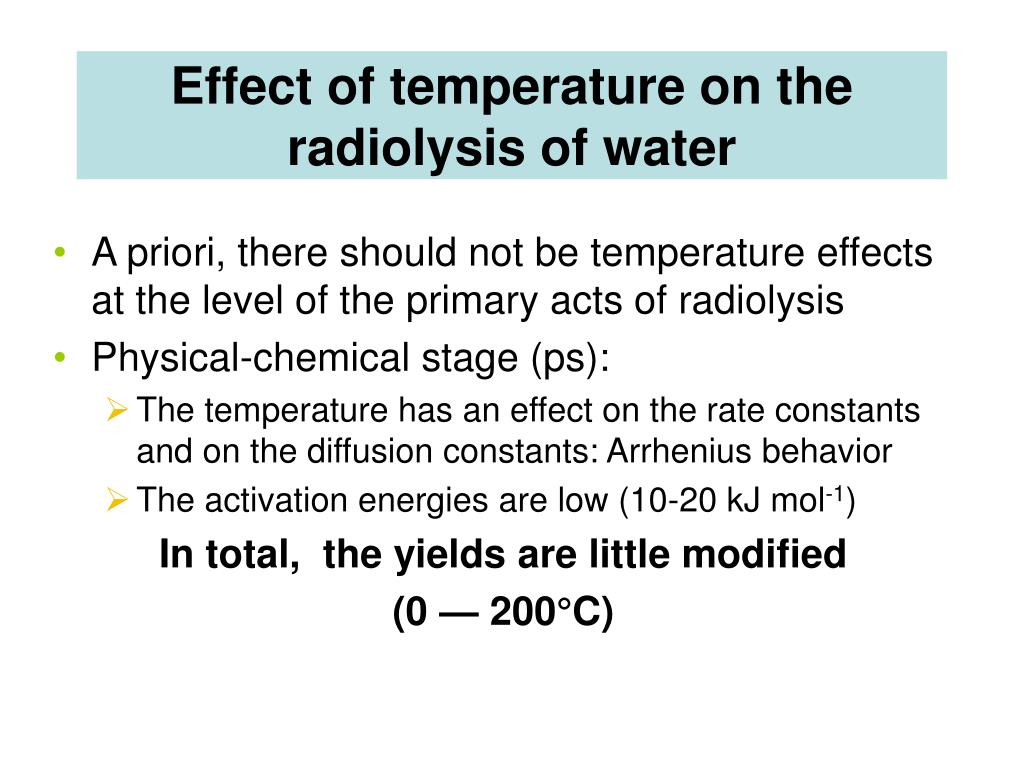 the effect of water temperature on Water properties: temperature, from the usgs water science school.