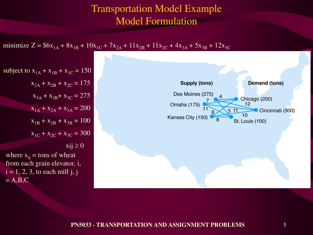 solve the transportation problem engineering essay Problem identification in engineering one of the most useful ideas he puts forth that is widely used in mathematics is to find an analogous problem and solve it.