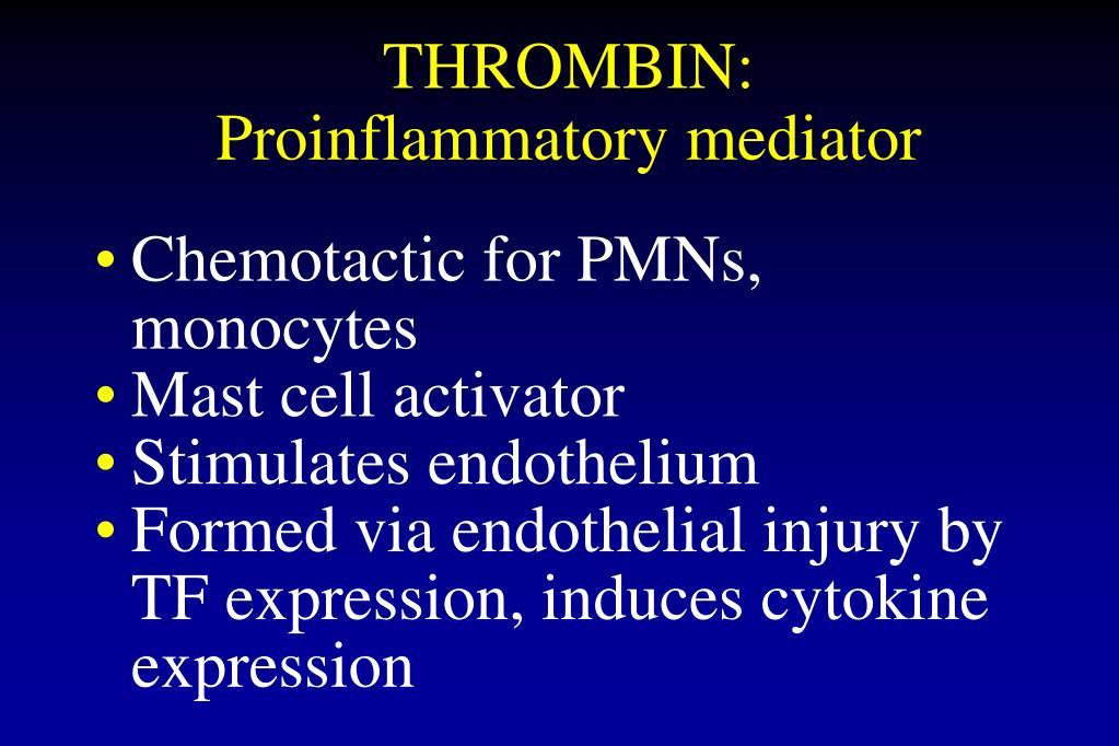 THROMBIN: