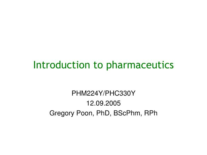 Introduction to pharmaceutics l.jpg
