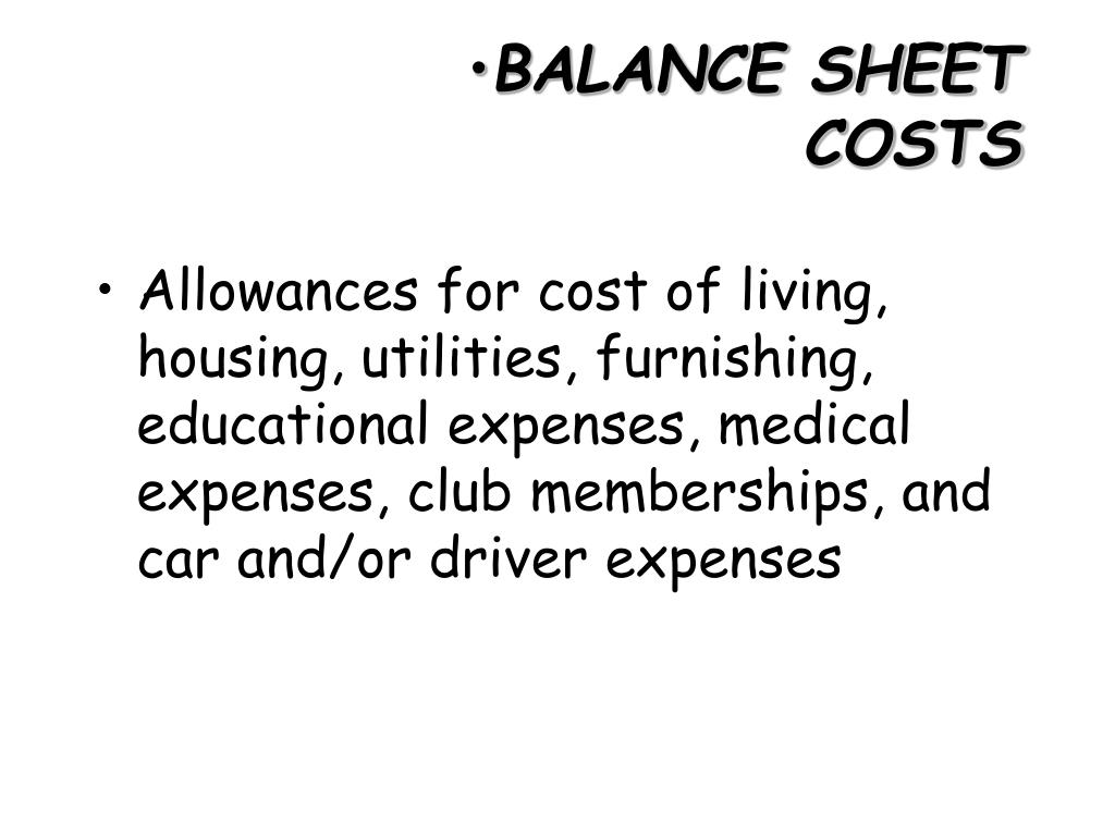 hrm maintenance of cost balance and Preventative maintenance on fixed assets: a great return on investment june 18,  specialty tools and machinery, custom equipment, and other mechanical devices shown on the balance.