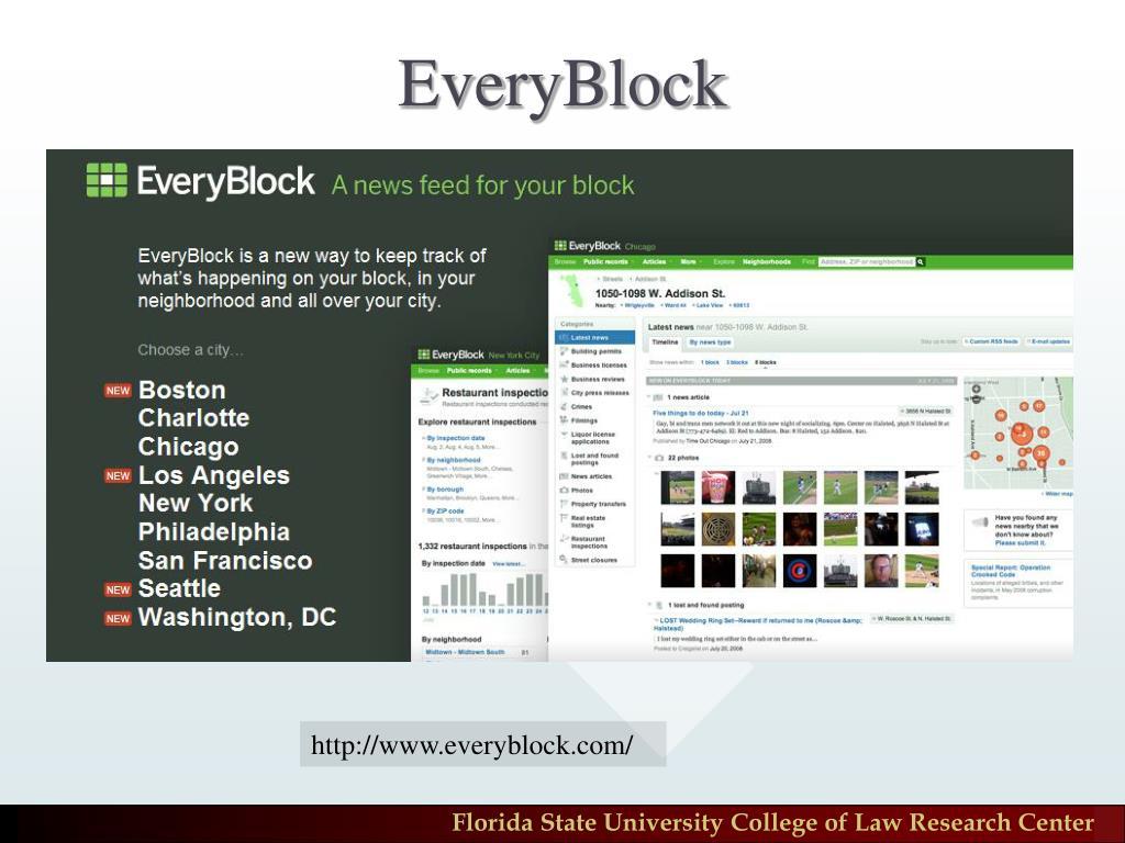 EveryBlock