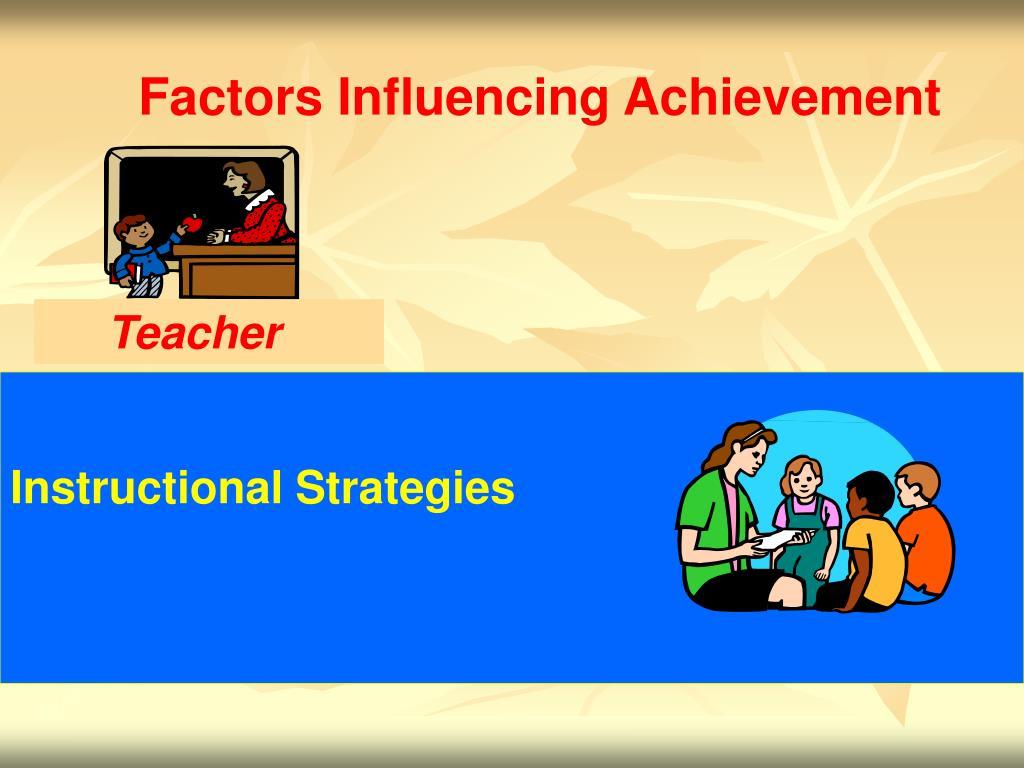 high impact instructional strategies