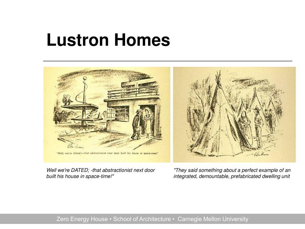 Lustron Homes