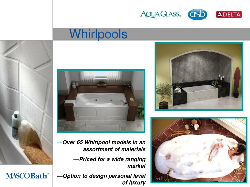 Whirlpools