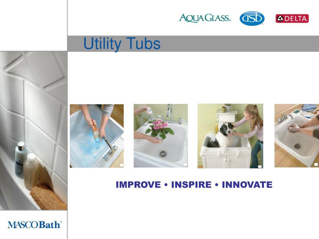 Utility Tubs