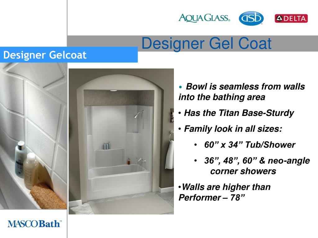 Designer Gel Coat