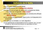 definici n de o reilly17
