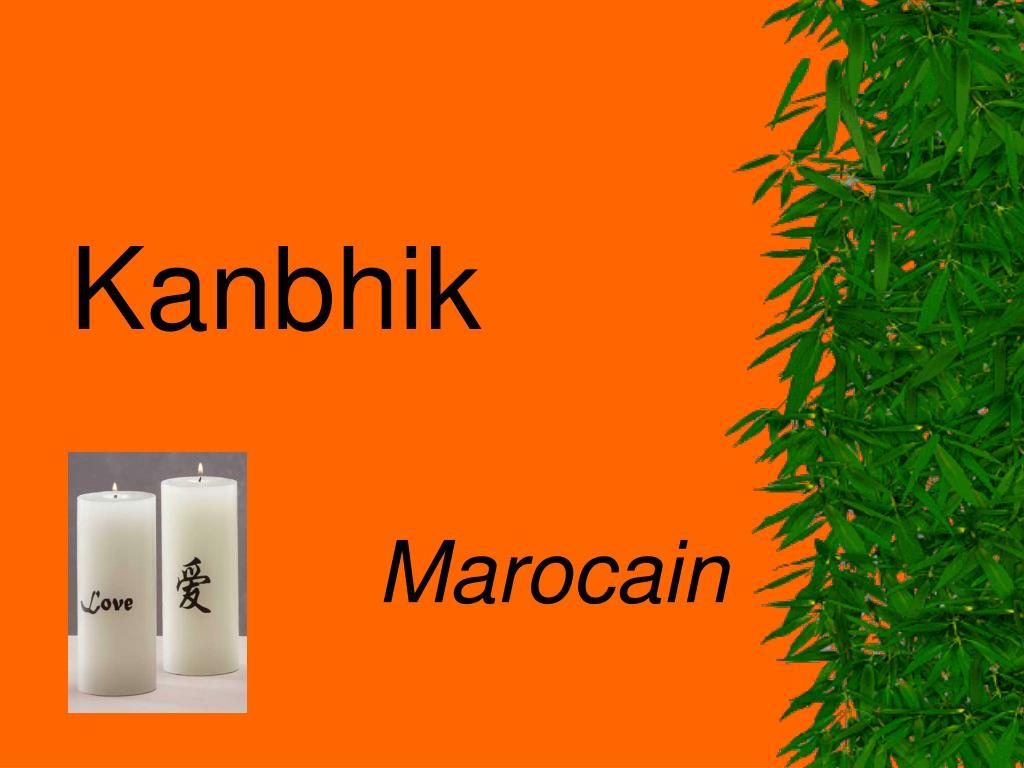 Kanbhik