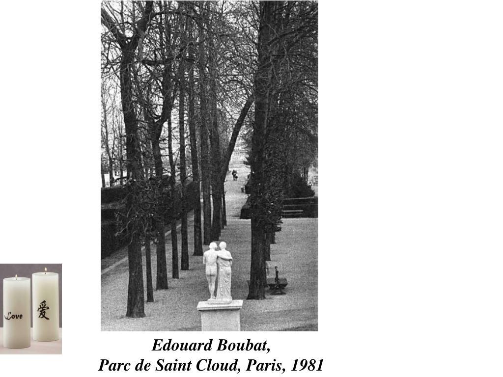 Edouard Boubat,
