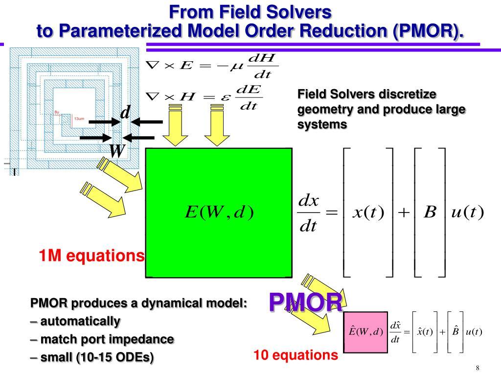 1M equations