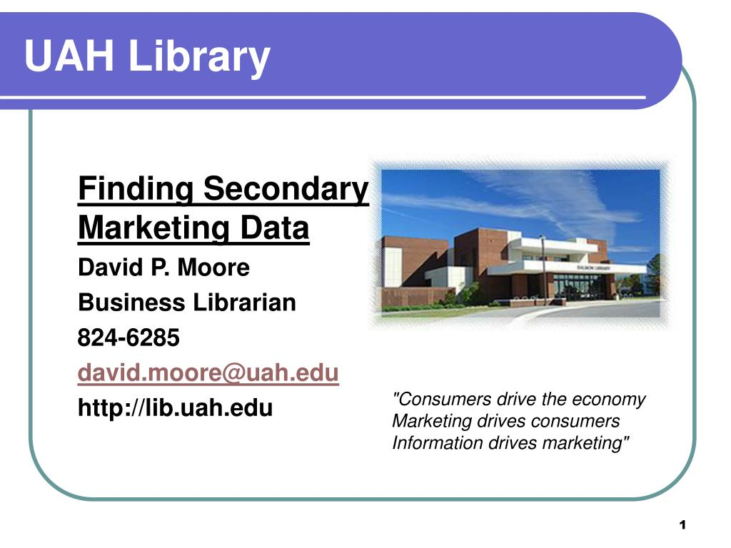 UAH Library
