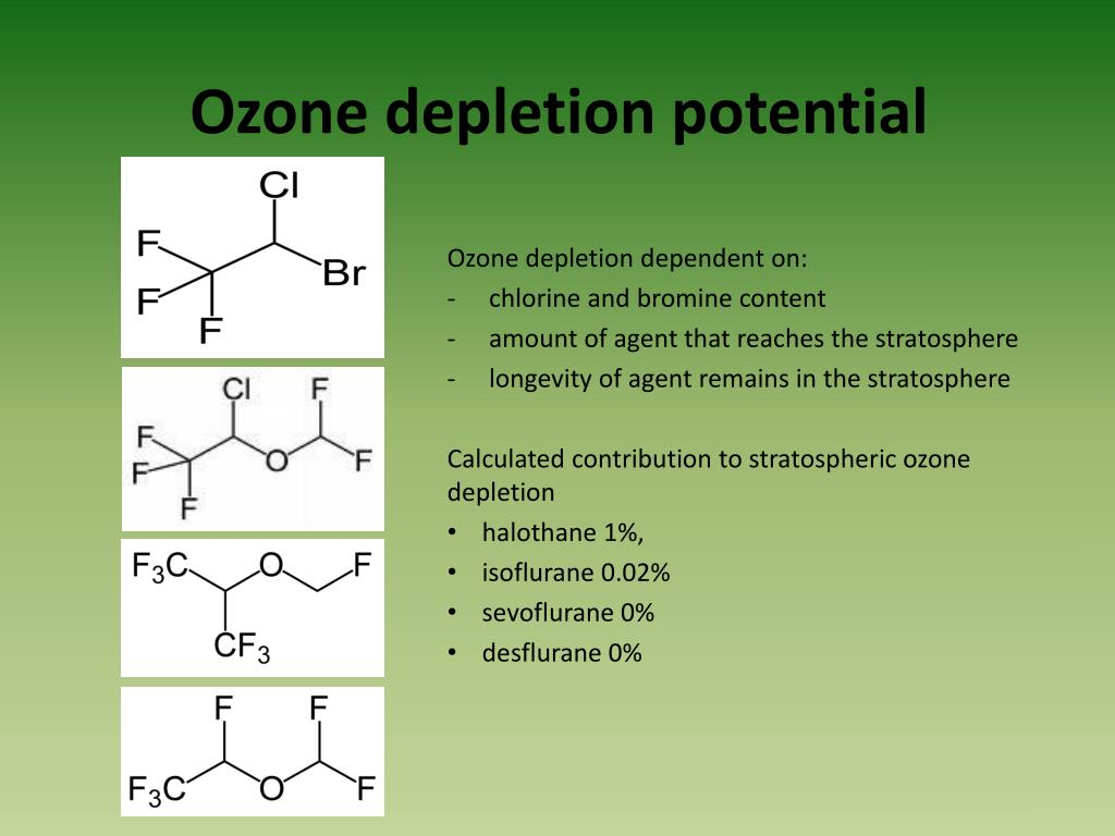an introduction to the potential effects of a depleted ozone layer Free essay: the potential effects of a depleted ozone layer and god said, let there be light and there was light and then god saw the light, that it.