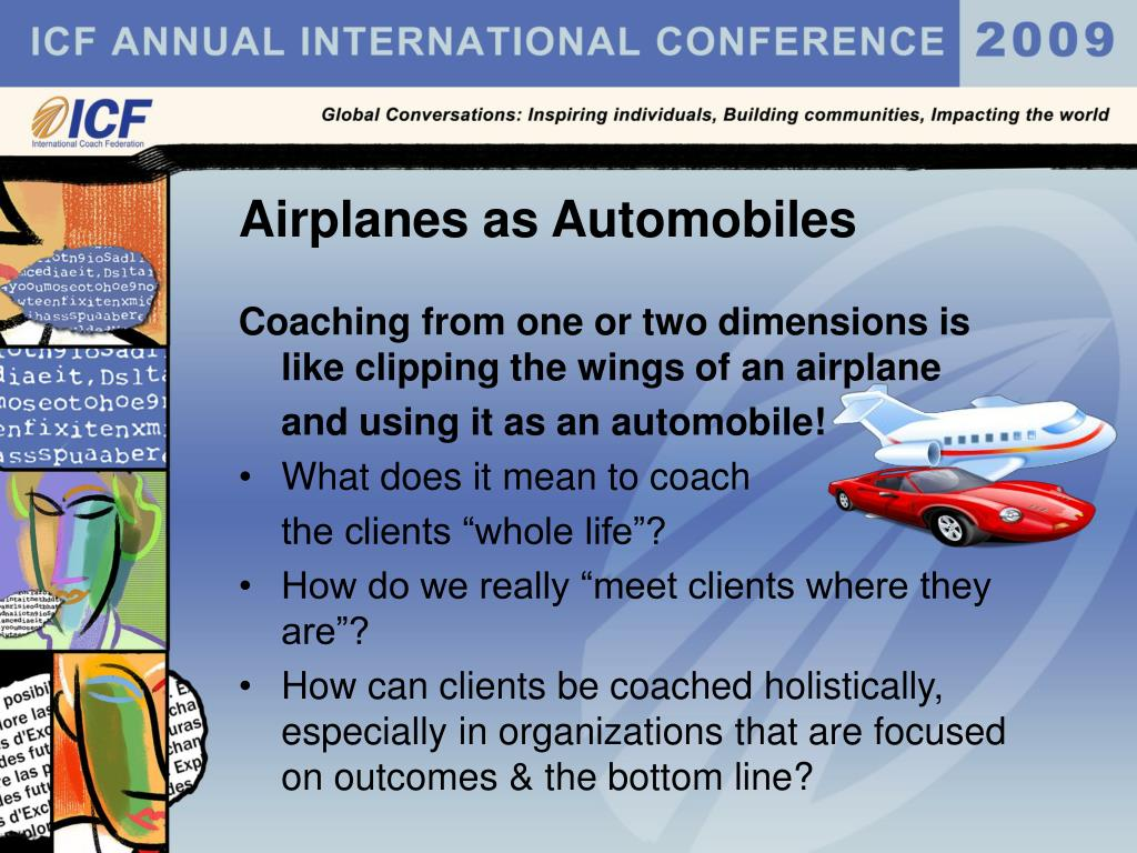 Airplanes as Automobiles