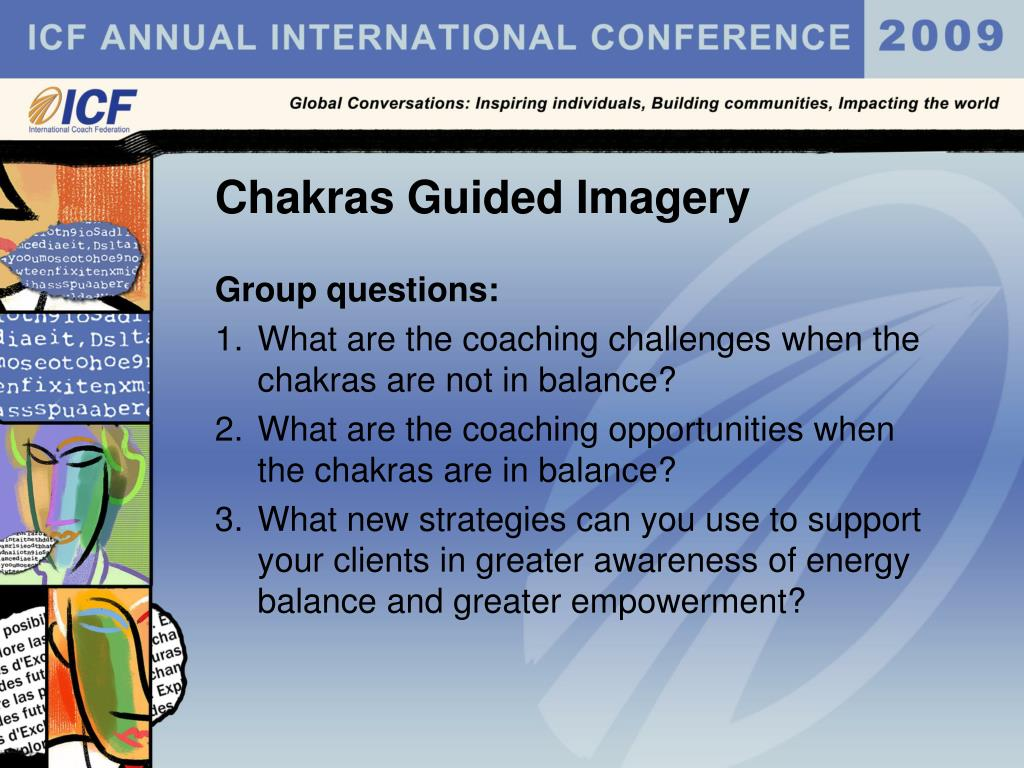 Chakras Guided Imagery