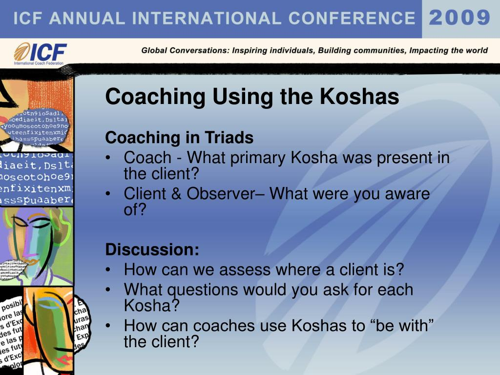 Coaching Using the Koshas