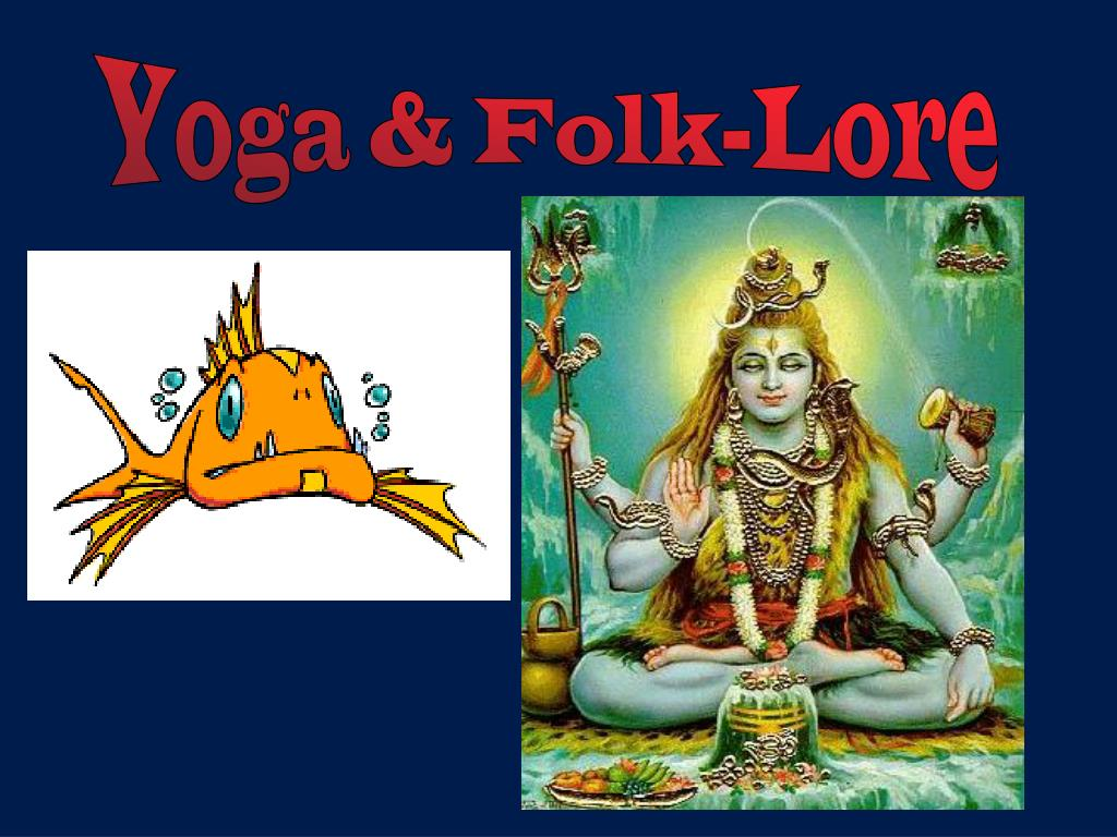 Yoga & Folk-Lore
