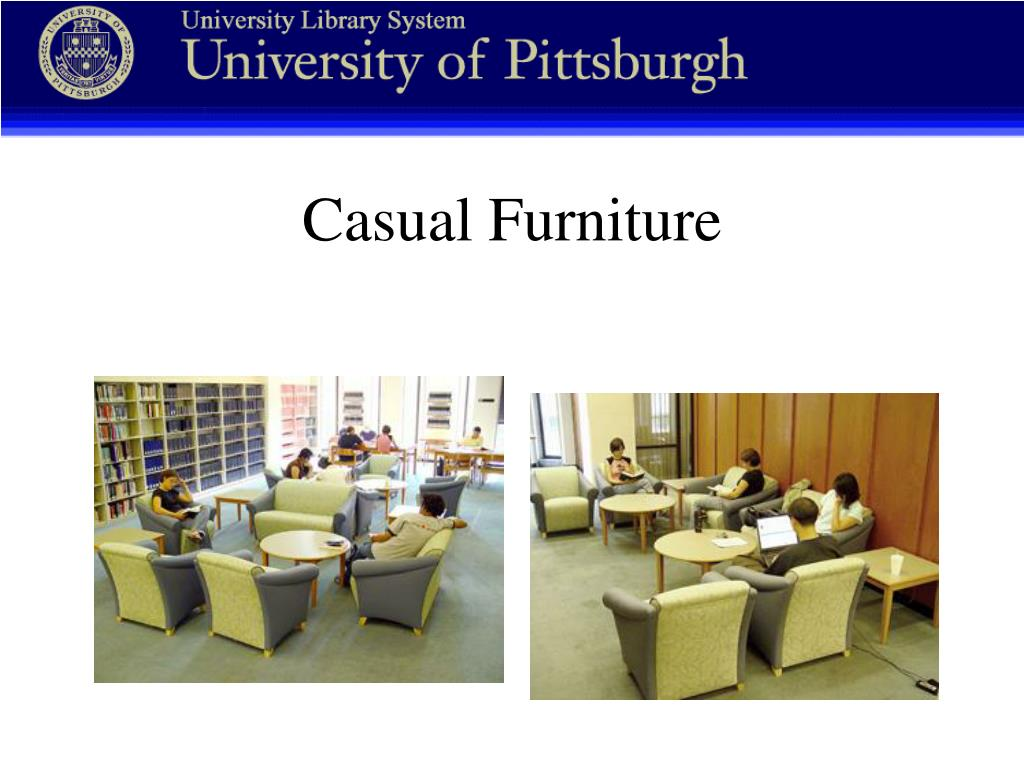 Casual Furniture